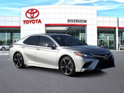 New 2020 Toyota Camry XSE FWD 4dr Car
