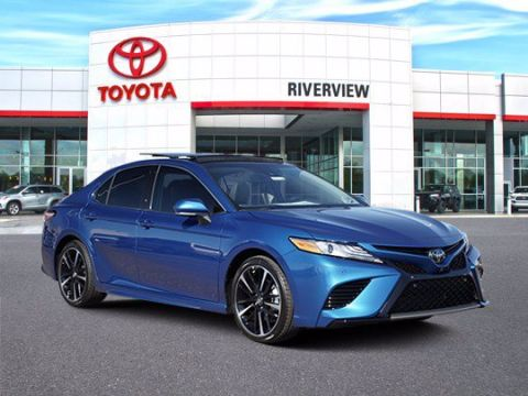 New 2020 Toyota Camry XSE V6 FWD 4dr Car