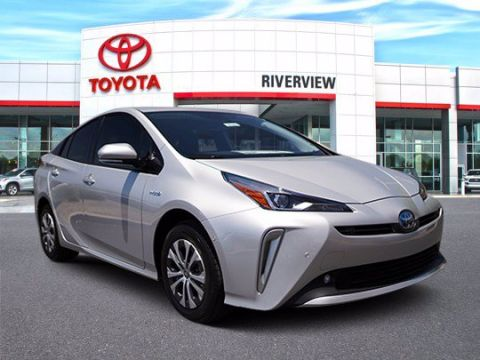 New 2020 Toyota Prius XLE AWD Hatchback